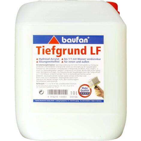 10 Liter Baufan Tiefgrund LF