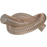 10 M de tuyau flexible d'aspiration bois D. 100 mm spire acier cuivré PU 0,4 mm - DW-257258003 - Diamwood - -