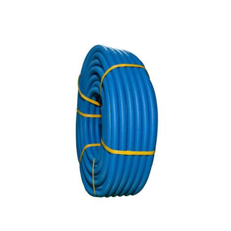 10 m. tubo azul Tufonplas para fontanería ø19mm.