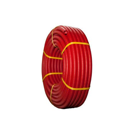 10 m. tubo rojo Tufonplas para fontanería ø19mm.