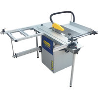"10"" Panel Saw with Sliding Beam"