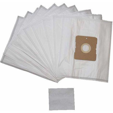 5 pi/èces, Papier Wessper Sacs daspirateur pour Clatronic 1400