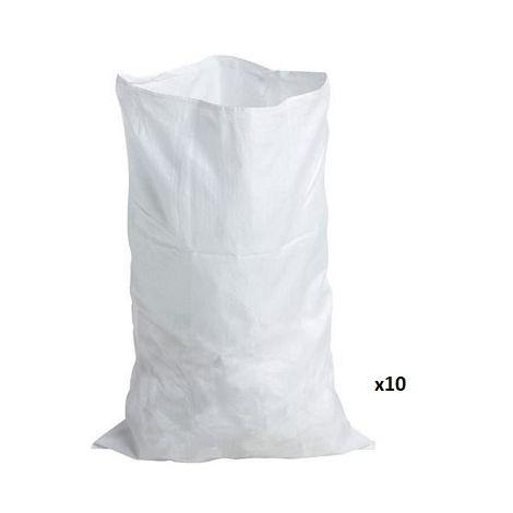 10 SACS GRAVATS TISSES (95X55CM) SPB5595 - H BADAULT