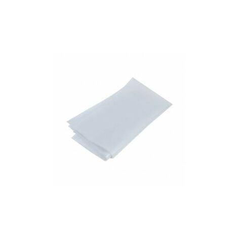 10 sacs plastique 500 mm 20/100 récupération des copeaux aspirateur