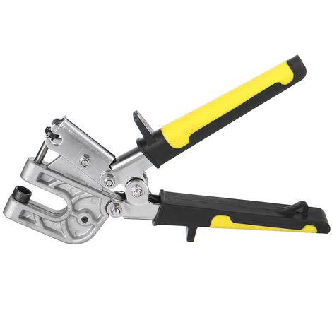"""10 """"Stud Crimper TPR Metal Handle Punch Lock Secador de manos Yeso Wall Punch Board"""