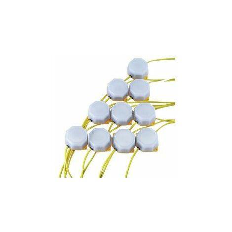10 x 4W SMD LED Festoon lights (110V) (90094)