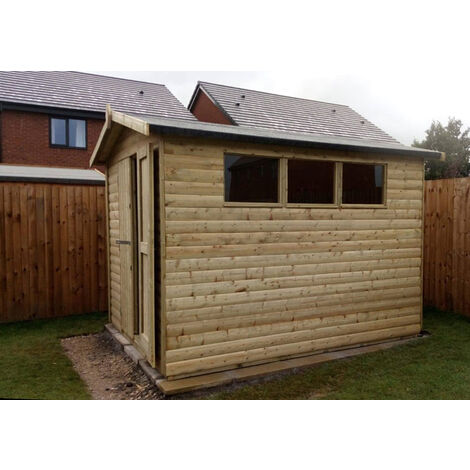 """main image of """"10 X 8 Apex Shed"""""""