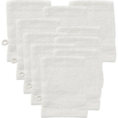 Asciugamano ospite marrone Serie asciugamani in spugna asciugamano 500/GSM 30/x 50/cm