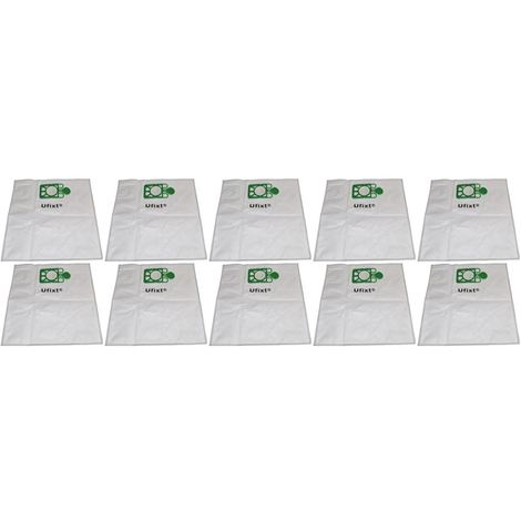 "main image of ""10 x Numatic NVM1CH Microfibre Vacuum Cleaner Dust Bags"""