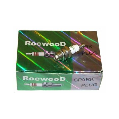 10 x Rocwood Copper Core Spark Plug Fits Briggs /& Stratton Replaces B2LM