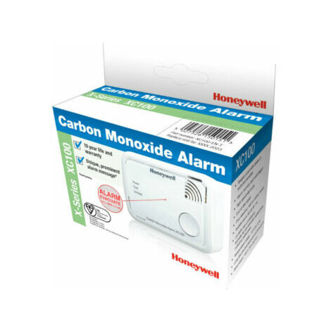 10 Year Carbon Monoxide Alarm with sealed in battery
