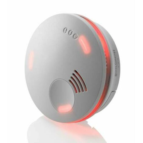 10 Year Optical Smoke alarm with sealed in battery