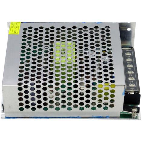 100-240 AC a DC 12V 8.5A 100W Transformador de voltaje regulado Switching Power-Supplys convertidor adaptador para tiras de luz para camara del ordenador Radio proyecto, DC 12V 8.5A 100W