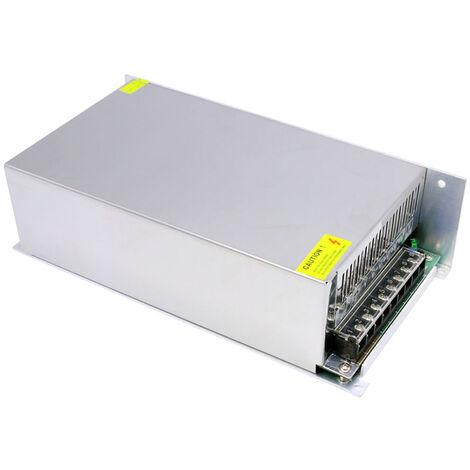 100-240 AC a DC 24V 41.6A 1000W Transformador de voltaje regulado Switching Power-Supplys convertidor adaptador para tiras de luz para camara del ordenador de Radiocomunicaciones Proyecto
