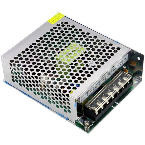 100-240 AC a DC 24V 4.2A 100W Transformador de voltaje regulado Switching Power-Supplys convertidor adaptador para tiras de luz para camara del ordenador de Radiocomunicaciones Proyecto