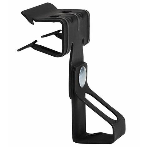 100 clips angulaires pour poutre pour tige filetée M6, écartement 4 - 10 mm - SUVA0604 - Index - Autre -