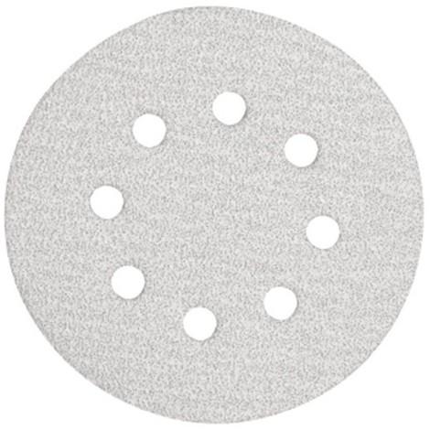| Grain // grain : au choix. /Ø 125 mm Klingspor PS 33 CK Disque abrasif Velcro 8 trous 100 GLS 5