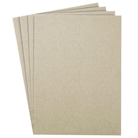 100 feuilles/coupes papier corindon auto-agrippant PS 33 BK 100 x 115 mm Gr 240 - 147105 - Klingspor