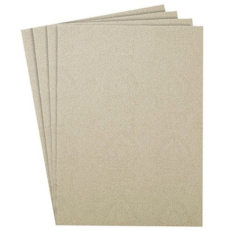 100 feuilles/coupes papier corindon auto-agrippant PS 33 BK 70 x 125 mm Gr 220 - 155500 - Klingspor