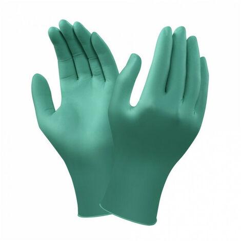 100 gants nitriles touch ANSELL - plusieurs modèles disponibles