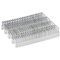 100 Insulated Cable Staples (6-8mm) (1046)