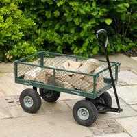 100 Litre Heavy Duty Garden Cart
