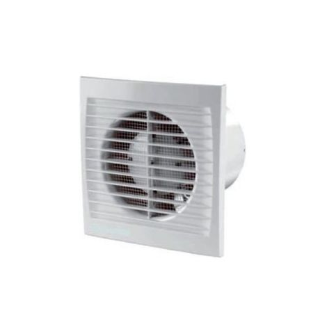 100 mm fan with timer grille