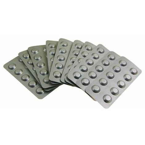 100 pastilles phenol red noire pour photomètre ph - rphphp - lovibond