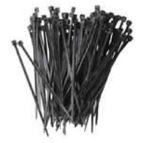 100 Serres-cables 140x3.6mm