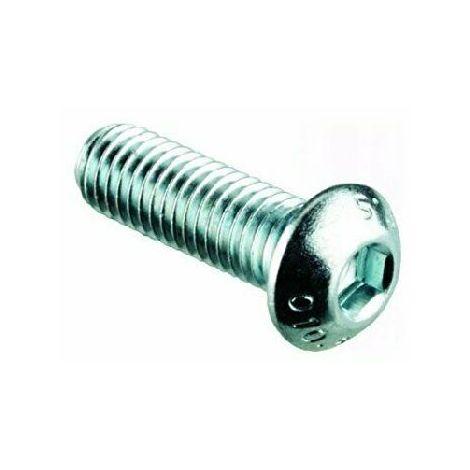 M6 in acciaio INOX pulsante Testa Bulloni