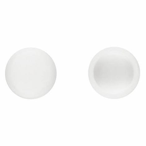 1000 bouchons en pvc Blanc pour vis DIN-7504-N et DIN-7981 D. 4,8 mm - TPCR048BL - Index - -