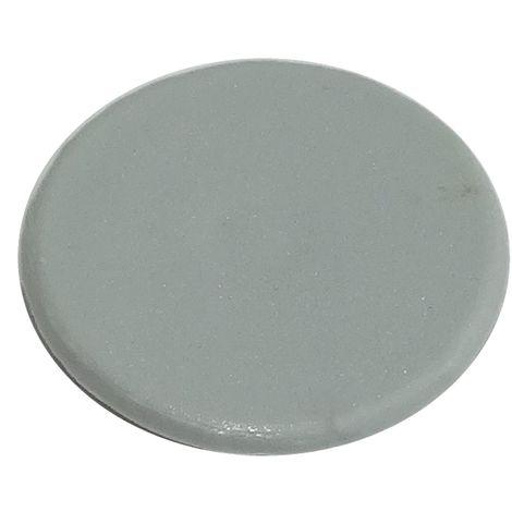 1000 cache en plastique gris pour goujon ferrure raccord d'assemblage rastex panneau meuble