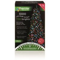 1000 LED Multi Action Christmas Tree Brights