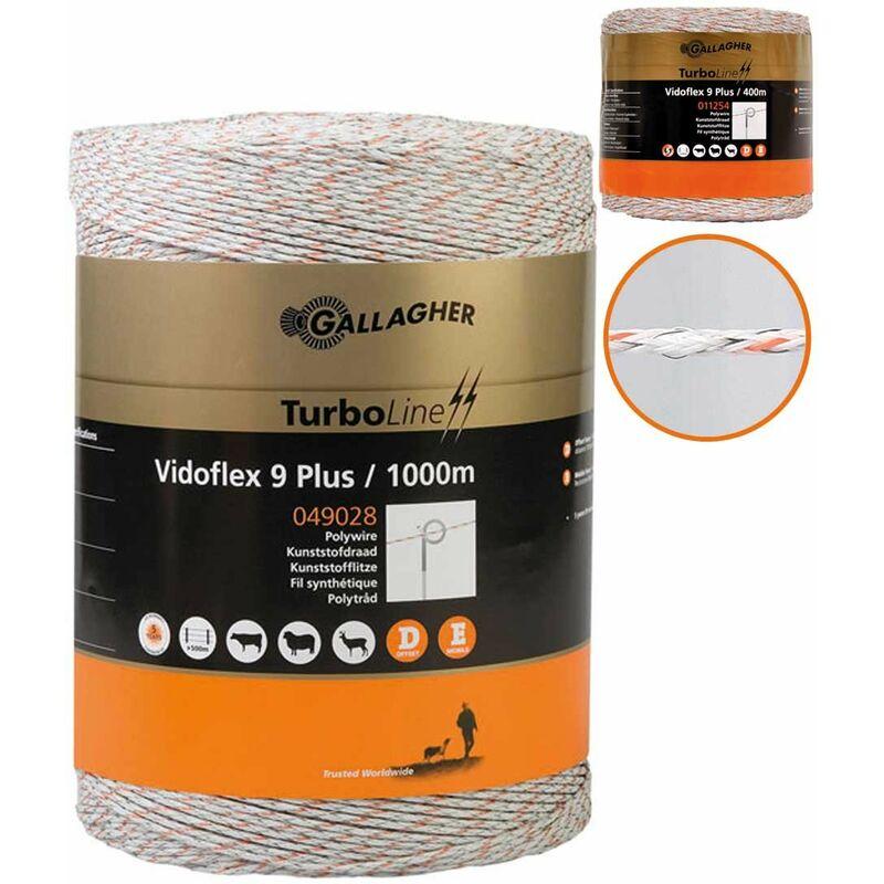 1000 mètres de fil blanc