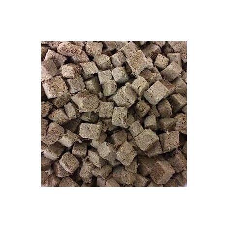 1000 ml séchée tubifex cubes