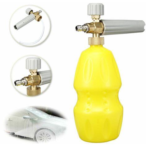 1000ml Snow Car Foam Lance Sprayer Pressure Washer Bottle Adjustable Cleaning