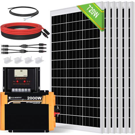 1000W Pure Sine Wave Inverter 5V interface/ MPPT Function for 220V Solar system