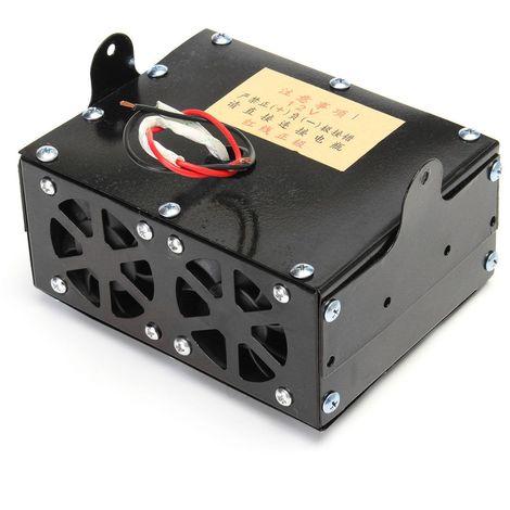 1000W Ventilateur Chauffage Hiver Auto Voiture Chaud Sèche-linge electrique Pare-brise Dégivreur Désembueu 12V