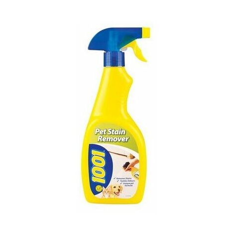 1001 44637 Pet Stain Remover 500ml