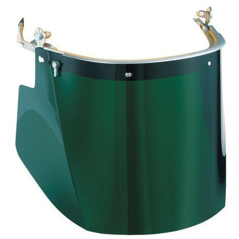 1002330 SV9A5W 200mm Green Shade 5 Acetate Visor