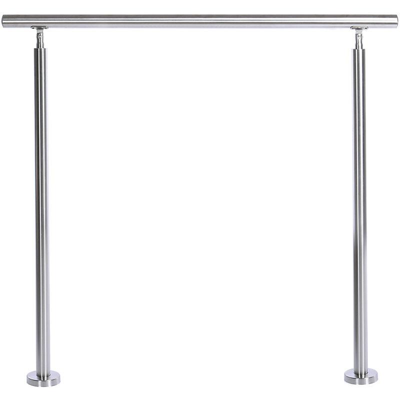 Image of 100CM Handrail Stainless Steel Balustrade