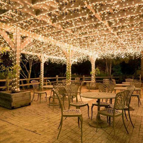 """main image of """"100M 600 LED Cadena de luces Carnaval Boda Iluminación de jardín interior al aire libre"""""""