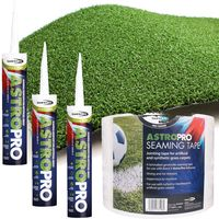 100m Bondit Astro Pro Green Seaming tape for artificial grass turf sports pitches