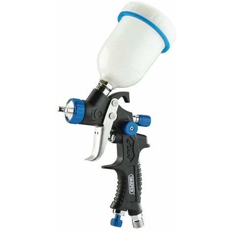100ml Gravity Feed HVLP Composite Body Air Spray Gun