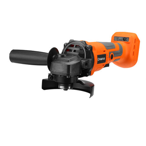 100mm Cordless Electric Angle Grinder 3000-10500RPM for Makita 18V Battery (Battery Not Included)