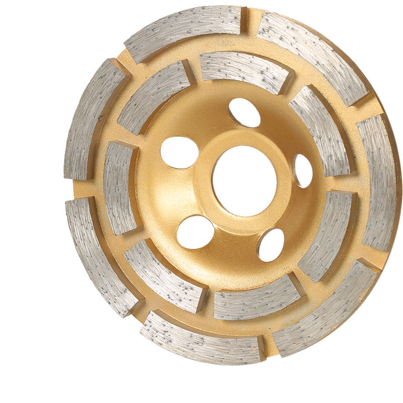 Image of 100mm double-row grinding wheel - ASUPERMALL