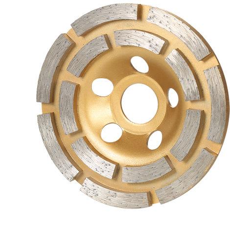 100mm double-row grinding wheel