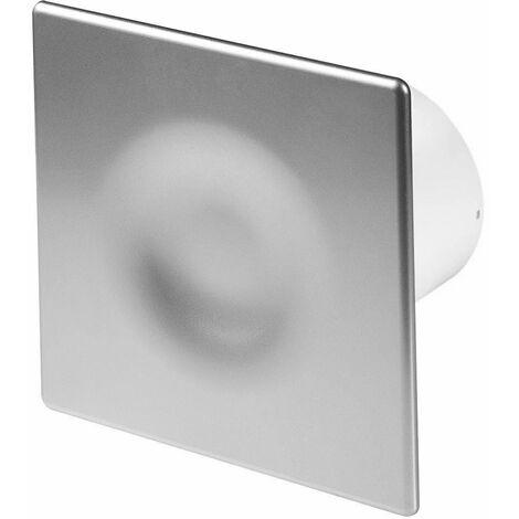 100mm Humidité Detecteur Hotte Ventilateur Satin ABS Panneau Avant ORION Mur Plafond Ventilation