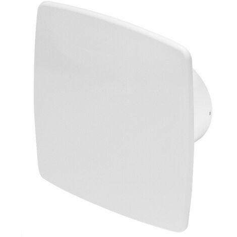 100mm Standard Hotte Ventilateur Blanc ABS Panneau Avant NEA Mur Plafond Ventilation