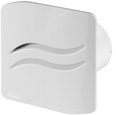 100mm Standard Hotte Ventilateur Blanc ABS Panneau Avant S-LINE Mur Plafond Ventilation